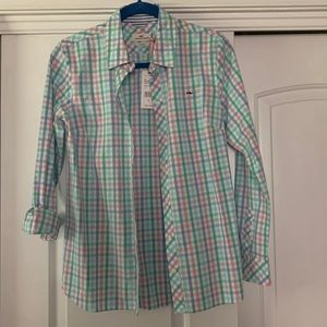 Women's vineyard vines top size 6